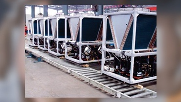 6 Row Cooling Coil